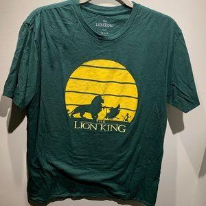 Lion Kind soundtrack shirt large